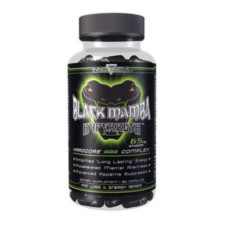 Black Mamba EPH 65mg (90 caps) – Innovative Labs