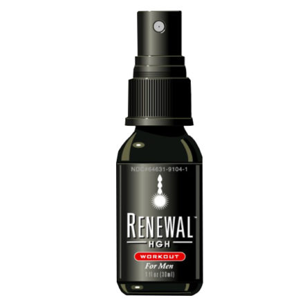 Renewal HGH Workout (30ml) – Always Young